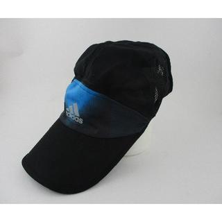 アディダス(adidas)の◇adidas アディダス キャップ 帽子 ランニング メッシュ◇(キャップ)