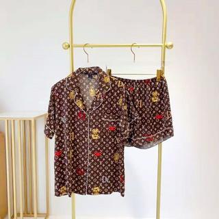 ルイヴィトン(LOUIS VUITTON)のLouis Vuittonスリムフィットシャツ S(Tシャツ(半袖/袖なし))