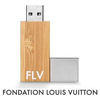 ルイヴィトン(LOUIS VUITTON)の★希少★フォンダシオン ルイ ヴィトン USBメモリー 32GB Vuitton(その他)