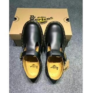 ドクターマーチン(Dr.Martens)のドクターマーチン UK6 Dr.Martens 新品 ローファー 革靴 女性(ローファー/革靴)