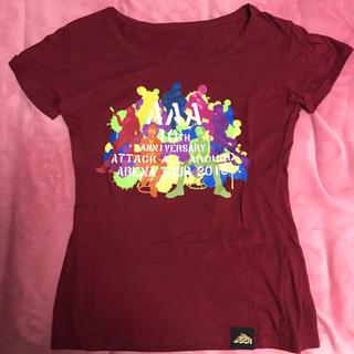 トリプルエー(AAA)のAAA ライブTシャツ(ミュージシャン)