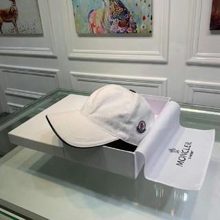 モンクレール(MONCLER)の極美品 本物 Moncler 帽子(キャップ)