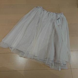 ベルメゾン(ベルメゾン)のベルメゾン チュールスカート(ひざ丈スカート)