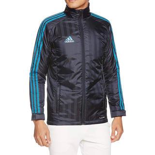 アディダス(adidas)のadidas アディダス サッカー・フットサル ジャケットコート メンズL新品(ウェア)