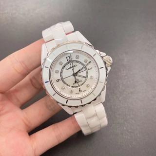 シャネル(CHANEL)のJ12 自動巻き(腕時計(アナログ))