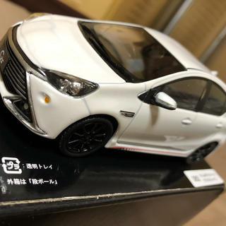トヨタ - TOYOTAアクアG's 1/30 カラーサンプル  非売品