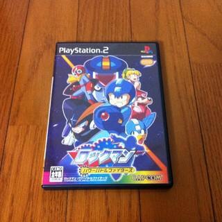 PlayStation2 - PS2 ロックマン パワーバトルファイターズ
