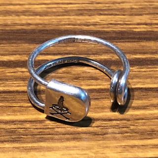 ヒステリックグラマー(HYSTERIC GLAMOUR)のJAM HOME MADE×HYSTERIC GLAMOUR コラボPINリング(リング(指輪))