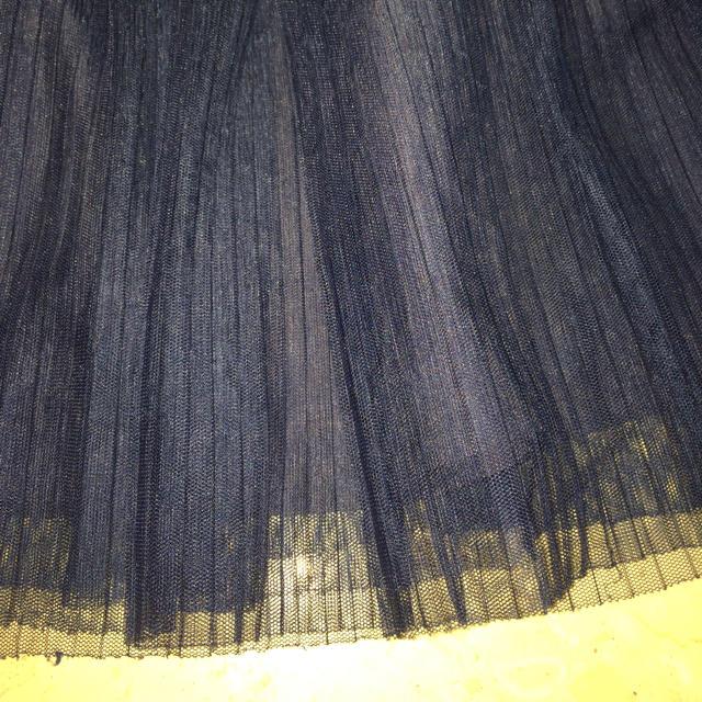 GU(ジーユー)のチュールスカート130 キッズ/ベビー/マタニティのキッズ服 女の子用(90cm~)(スカート)の商品写真