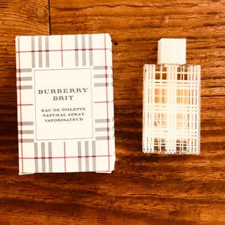 BURBERRY - Burberry バーバリー オードトワレ 5ml