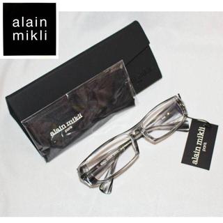 アランミクリ(alanmikli)の《アランミクリ》新品 伊達メガネ 眼鏡 人気モデル 名作フレーム(サングラス/メガネ)
