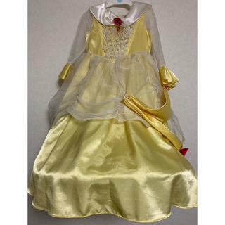 ディズニー(Disney)のriyoriyo様専用 ベル ドレス120cm(衣装一式)