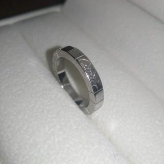 カルティエ(Cartier)のCartier ラニエール K18WGリング(リング(指輪))