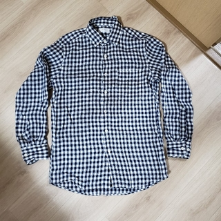 ユニクロ(UNIQLO)のユニクロ ギンガムチェックシャツ(シャツ)