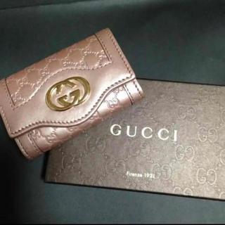 グッチ(Gucci)の新品GUCCIキーケース(キーケース)