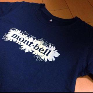 モンベル(mont bell)のモンベルネイビーコットンT(Tシャツ/カットソー(半袖/袖なし))