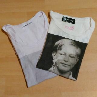 ヒステリックグラマー(HYSTERIC GLAMOUR)の『G20前限定価格!』Tシャツ2点セット!! HYSTERIC GLAMOUR(Tシャツ(半袖/袖なし))