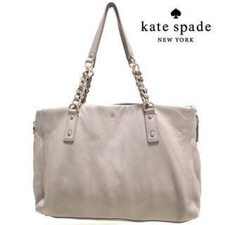 ケイトスペードニューヨーク(kate spade new york)の【kate spade】トートバッグ/チェーン/レザー/バッグ/ケイトスペード(トートバッグ)
