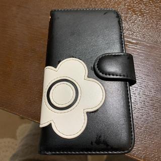 マリークワント(MARY QUANT)のマリークワントiphone7、8携帯ケース(iPhoneケース)