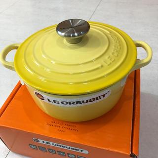LE CREUSET - ル・クルーゼ ココットロンド18センチ