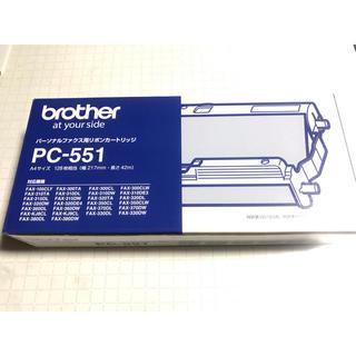 ブラザー(brother)の《未使用》fax カートリッジ(その他 )
