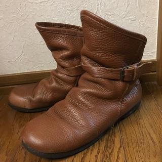 サマンサモスモス(SM2)のBlute ショートブーツ (中古)(ブーツ)