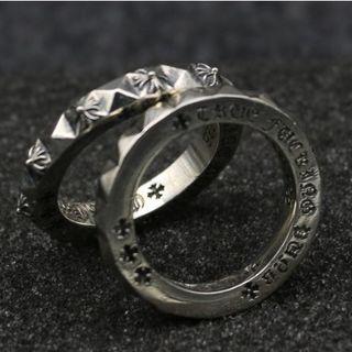 クロムハーツ(Chrome Hearts)のK162クロムハーツリング(リング(指輪))