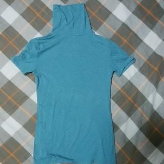 ベルメゾン(ベルメゾン)のHot cott 半袖タートルシャツ(アンダーシャツ/防寒インナー)