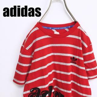 アディダス(adidas)のadidas originals アディダス オリジナルス Tシャツ ボーダー(Tシャツ/カットソー(半袖/袖なし))