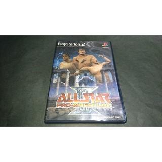 PlayStation2 - PS2 オールスター・プロレスリング3