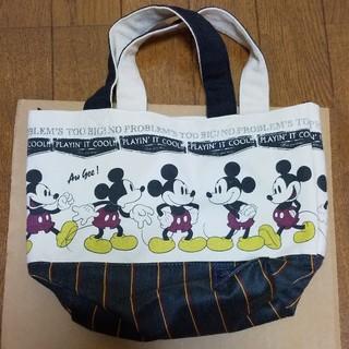 しまむら - ディズニーミッキーマウス柄 トートバッグ
