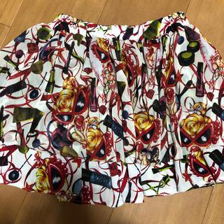ヒステリックミニ(HYSTERIC MINI)のヒスミニフリルスカート(スカート)