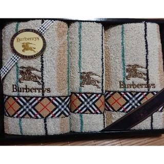 バーバリー(BURBERRY)のBURBERRY タオルセット(タオル/バス用品)