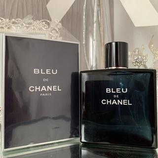 シャネル(CHANEL)のCHANEL ブルー ドゥ シャネル オードトワレ 100ml未使用開封済(香水(男性用))