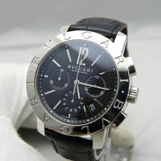 ブルガリ(BVLGARI)のブルガリブルガリ BB42BSLDCH クロノグラフ 自動巻き(腕時計(アナログ))