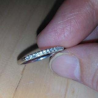クミキョク(kumikyoku(組曲))の組曲 ダイヤモンドハーフエタニティリング(リング(指輪))