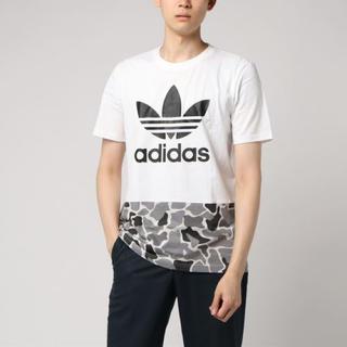 アディダス(adidas)のアディダス メンズ GRAPHICS CB Tシャツ(Tシャツ/カットソー(半袖/袖なし))
