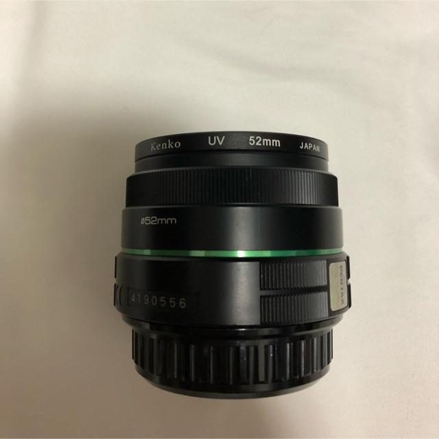 PENTAX(ペンタックス)のsmc 50mm PENTAX ペンタックス 単焦点 f:1.8 スマホ/家電/カメラのカメラ(レンズ(単焦点))の商品写真
