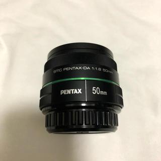 PENTAX - smc 50mm PENTAX ペンタックス 単焦点 f:1.8