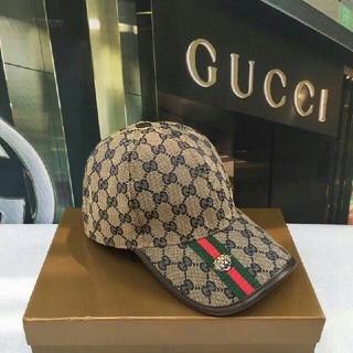 グッチ(Gucci)の美品 グッチ ラブ キャップ(キャップ)