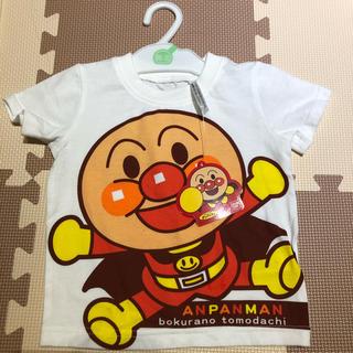 バンダイ(BANDAI)のアンパンマン半袖Tシャツ【新品】(Tシャツ)