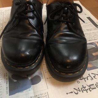 ドクターマーチン(Dr.Martens)の【値下げ】ドクターマーチン 3ホール   LLサイズ  25センチ(ローファー/革靴)
