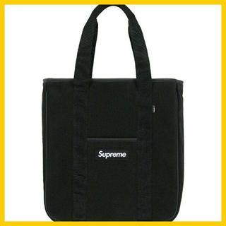 シュプリーム(Supreme)のSUPREME Polartec Tote トートバッグ 黒【送料込み】(トートバッグ)