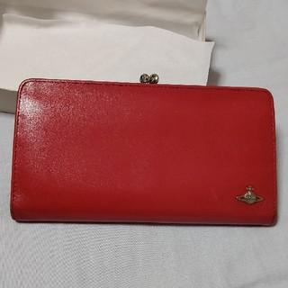 ヴィヴィアンウエストウッド(Vivienne Westwood)の長財布レッド(長財布)