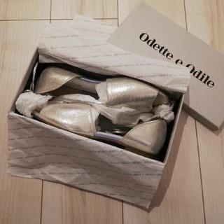 Odette e Odile - UNITED ARROWS サンダル 24cm