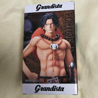 シュウエイシャ(集英社)のワンピースGrandistaTHE GRANDLINE MENポートガスDエース(アニメ/ゲーム)