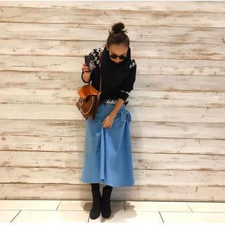 チェスティ(Chesty)の新品rosymonster parifuwa skirt(ロングスカート)