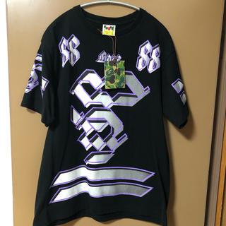 アベイシングエイプ(A BATHING APE)のレア品❗️A BATHING APE-88 Tシャツ(Tシャツ/カットソー(半袖/袖なし))