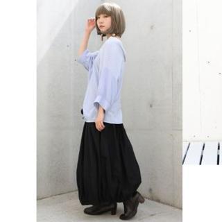n'Or 贅沢バルーンスカート