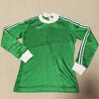 アディダス(adidas)の【アディダス】フランス製 三つ葉 (Tシャツ(長袖/七分))
